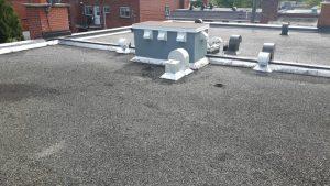 Réparation de toiture Avant